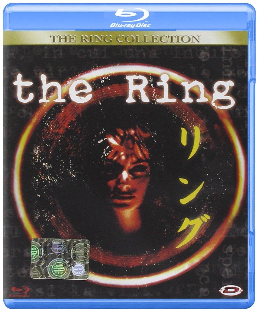 COF.THE RING - SAGA (4 BLU-RAY)