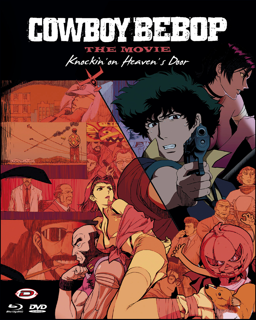 COF.COWBOY BEBOP - THE MOVIE - KNOCKIN' ON HEAVEN'S DOOR (BLU-RA