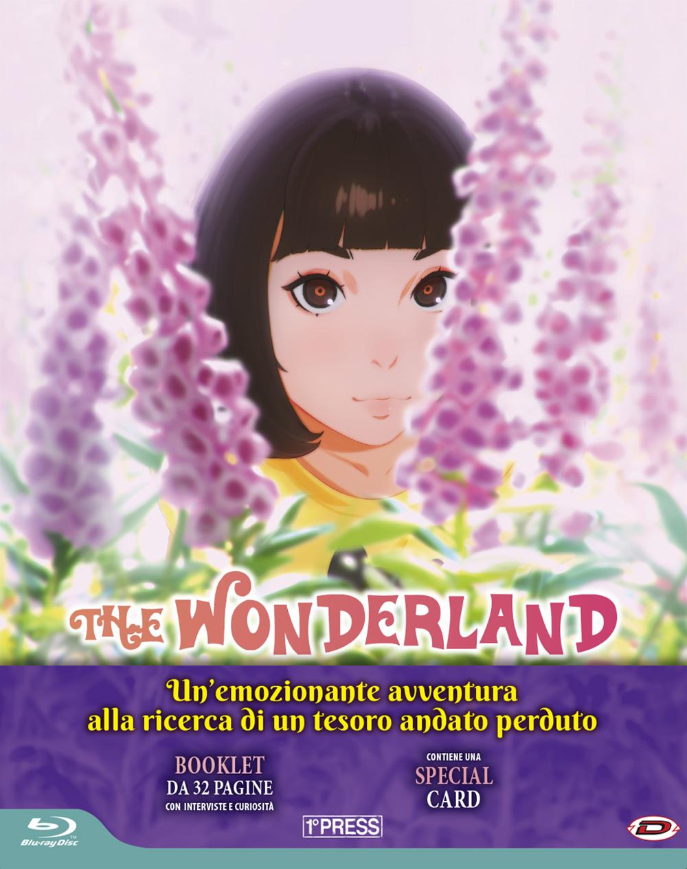 THE WONDERLAND (FIRST PRESS) - BLU RAY