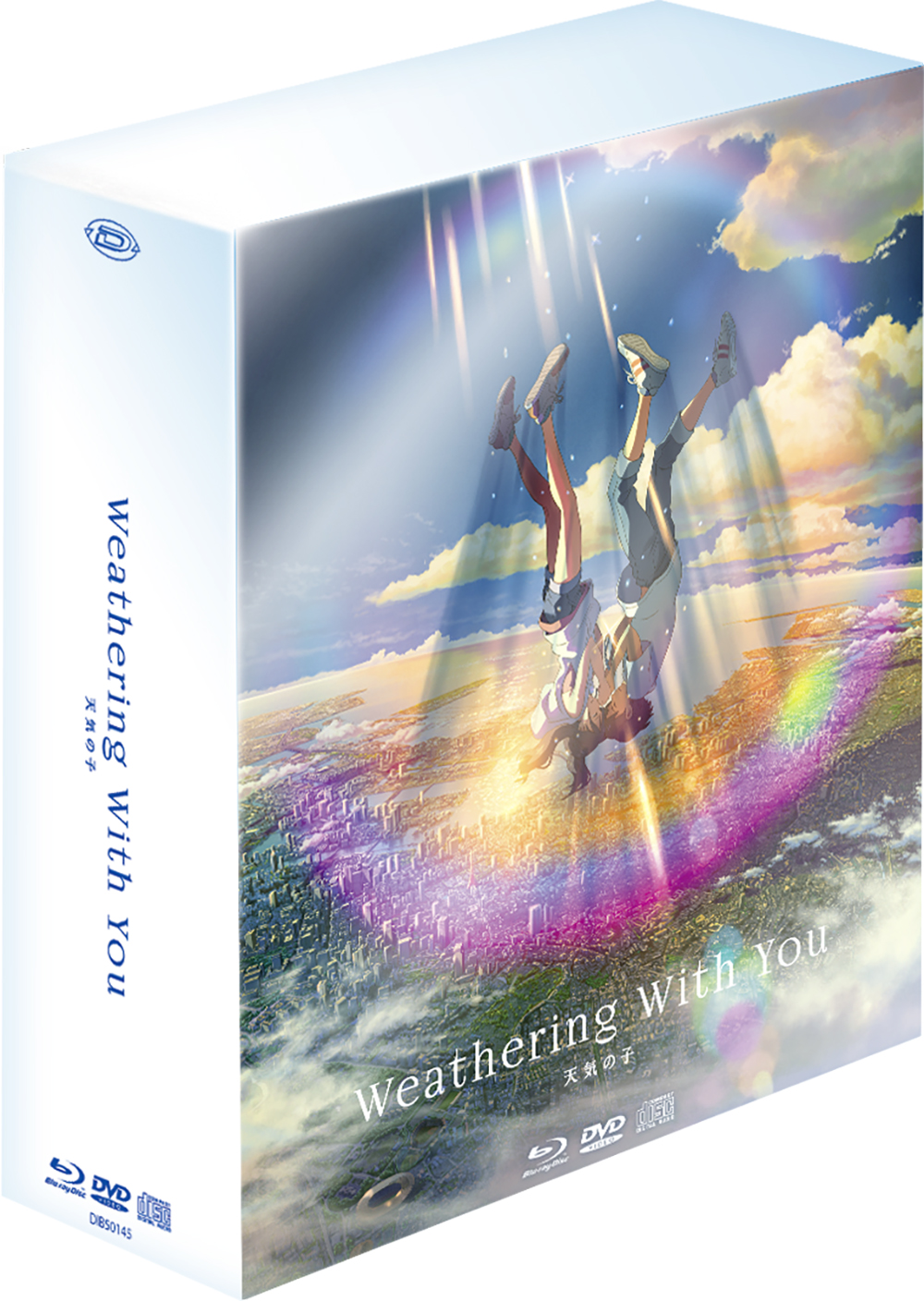COF.WEATHERING WITH YOU (COLLECTOR'S EDITION) (2 BLU-RAY+DVD+CD+