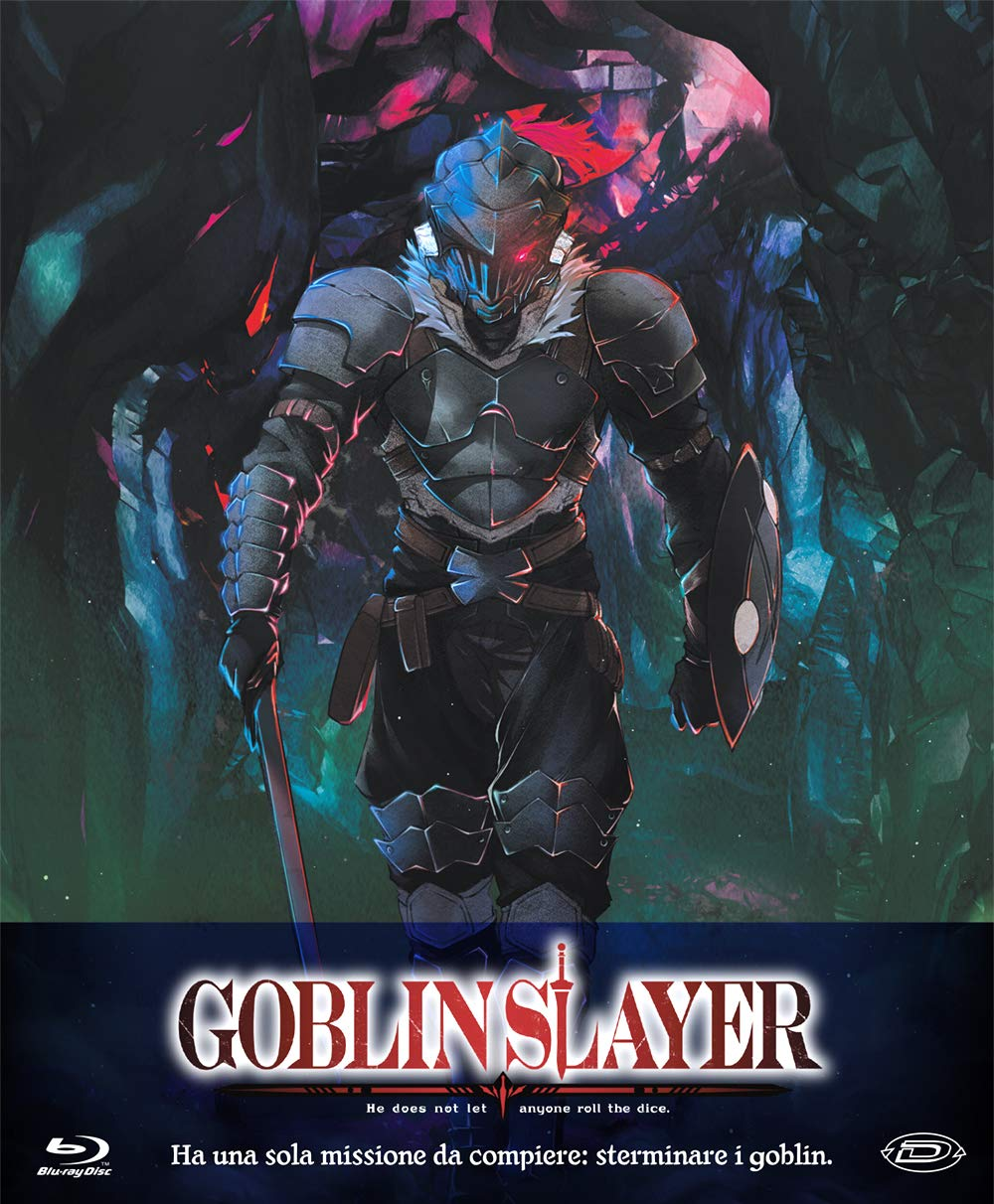COF.GOBLIN SLAYER - LIMITED EDITION BOX (EPS 01-12) (3 BLU-RAY)