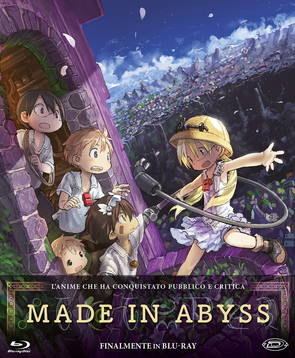 COF.MADE IN ABYSS - LIMITED EDITION BOX (EPS 01-13) (3 BLU-RAY)