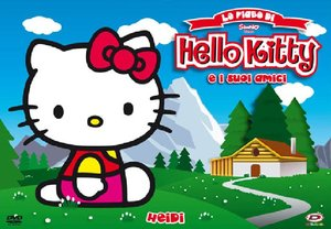 HELLO KITTY - LE FIABE DI HELLO KITTY 6 - HEIDI (DVD)