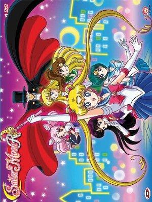 COF.SAILOR MOON R BOX 01 (EPS 47-68) (4 DVD) (DVD)