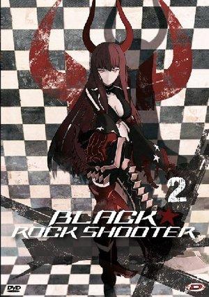 BLACK ROCK SHOOTER #02 (EPS 05-08) (DVD)