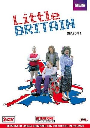 LITTLE BRITAIN - SEASON 01 (EPS 01-08) (2 DVD) (DVD)