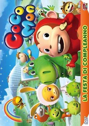 COCOMON #04 (EPS 21-26) (DVD)