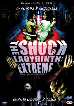 THE SHOCK LABYRINTH EXTREME (DVD)