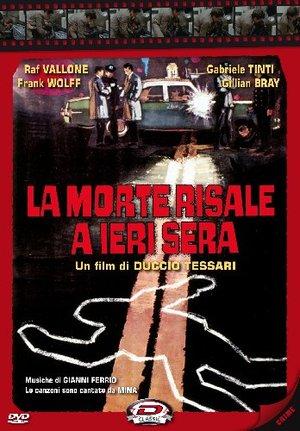 LA MORTE RISALE A IERI SERA (DVD)