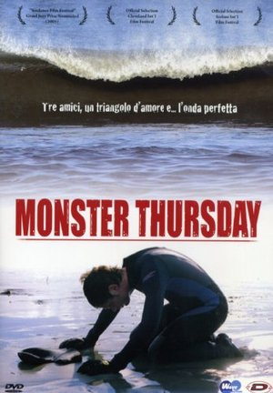 MONSTER THURSDAY (DVD)