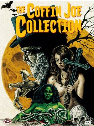 COF.THE COFFIN JOE COLLECTION #01 (3 DVD+LIBRO+COLLECTOR'S BOX) (DVD)