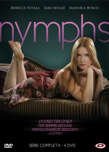 COF.NYMPHS (4 DVD) (DVD)