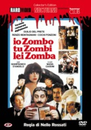 IO ZOMBO, TU ZOMBI, LEI ZOMBA (DVD)