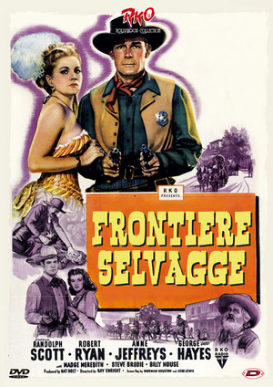 FRONTIERE SELVAGGE (DVD)