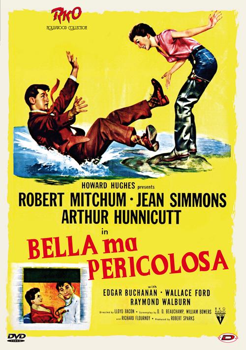 BELLA MA PERICOLOSA (DVD)