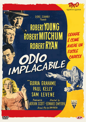 ODIO IMPLACABILE (DVD)