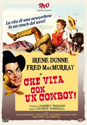 CHE VITA CON UN COWBOY (DVD)