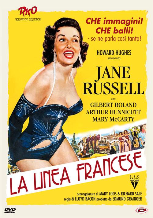 LA LINEA FRANCESE (DVD)