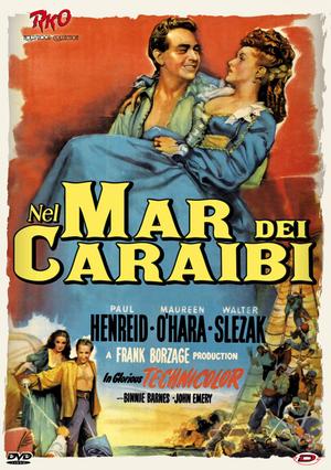 NEL MAR DEI CARAIBI (DVD)