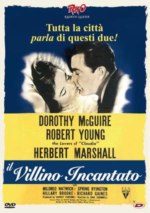 IL VILLINO INCANTATO (DVD)