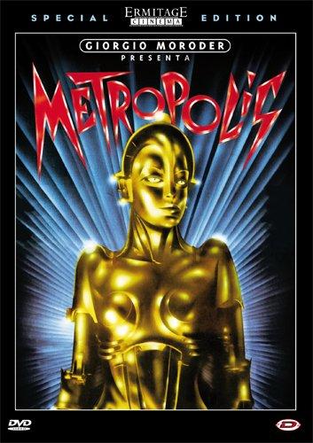 METROPOLIS (GIORGIO MORODER VERSION) (DVD)