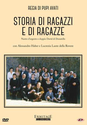 STORIA DI RAGAZZI E DI RAGAZZE (DVD)