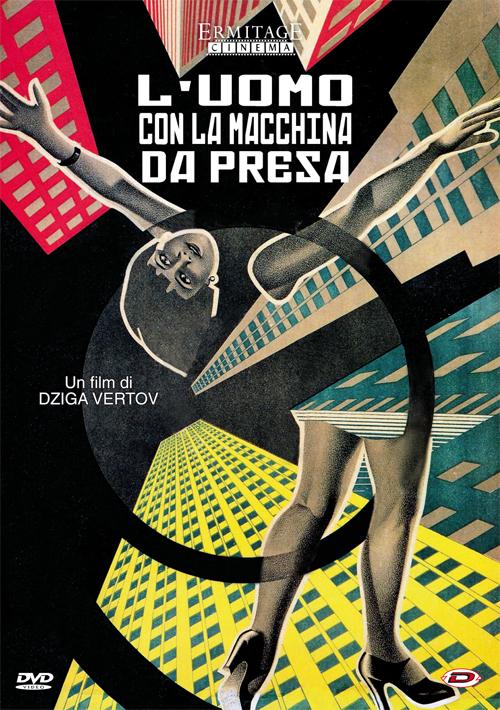 L'UOMO CON LA MACCHINA DA PRESA (DVD)