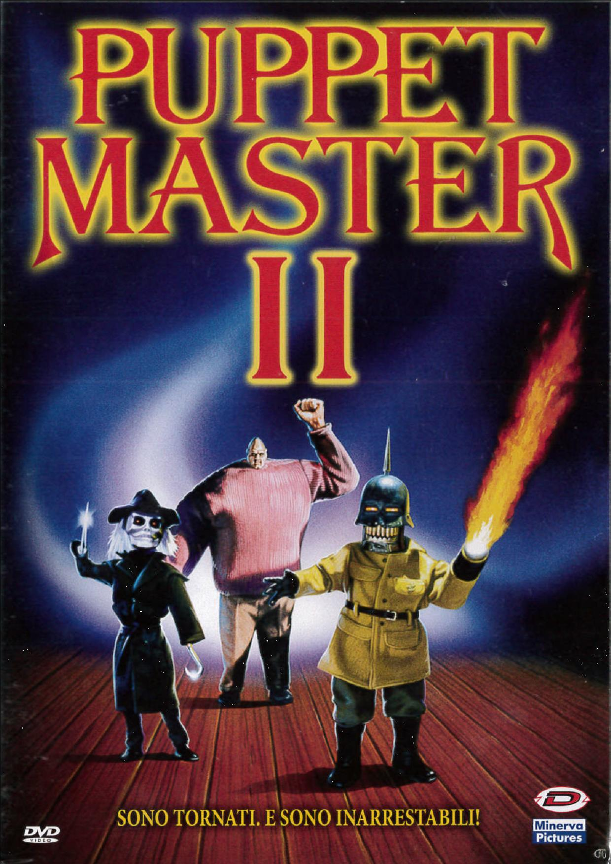 PUPPET MASTER 2 (DVD)
