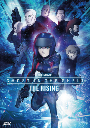 GHOST IN THE SHELL - THE RISING (DVD)