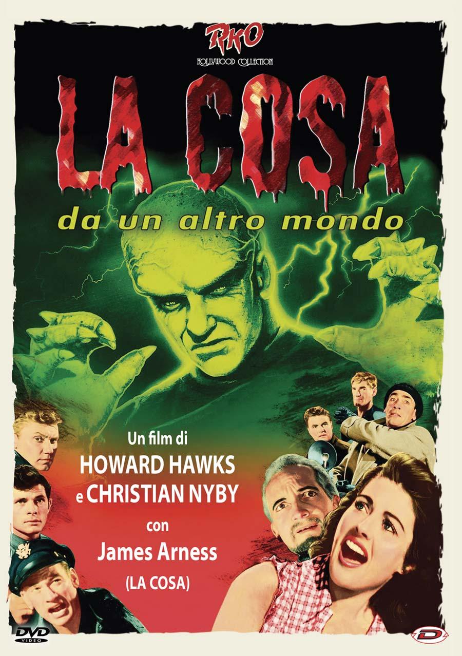 LA COSA DA UN ALTRO MONDO (DVD)