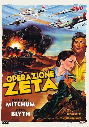 OPERAZIONE ZETA (DVD)