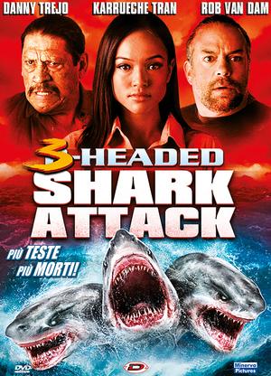 3-HEADED SHARK ATTACK (DVD)