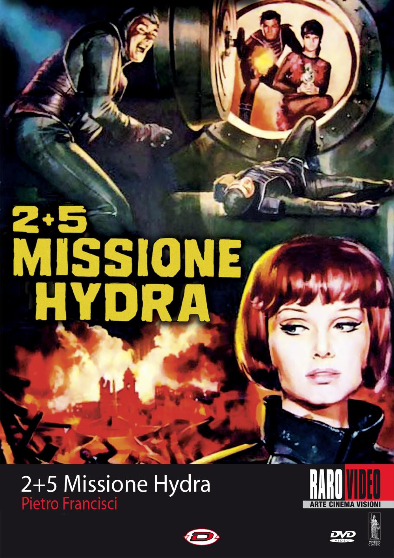 2+5 MISSIONE HYDRA (DVD)