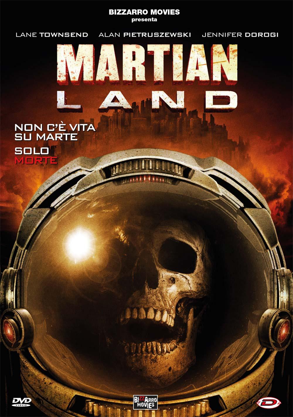 MARTIAN LAND (DVD)