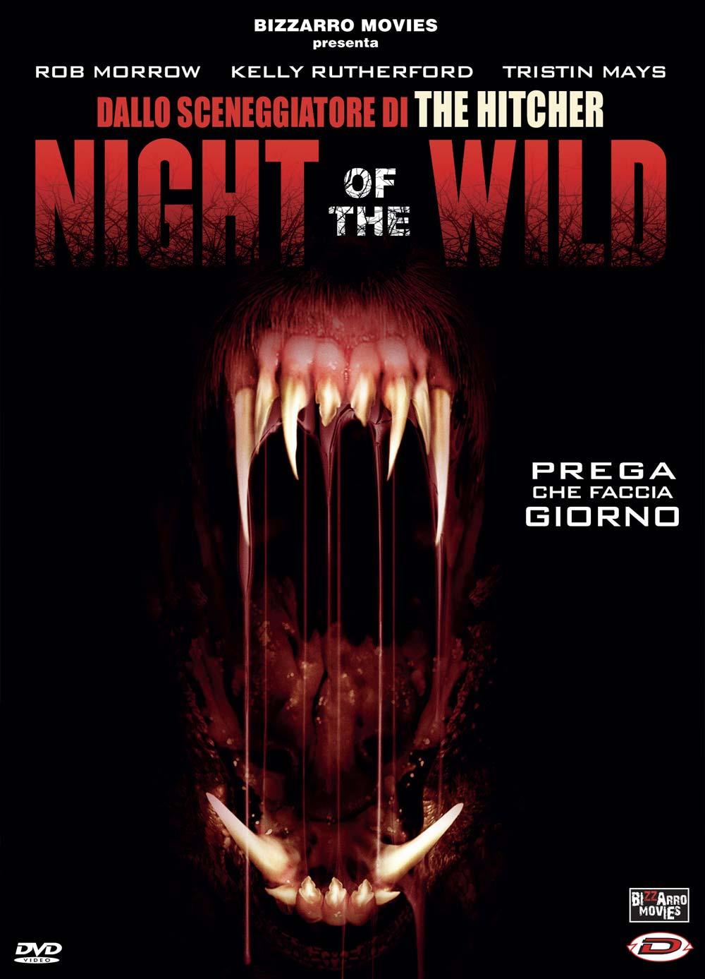 NIGHT OF THE WILD (DVD)