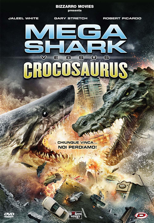 MEGA SHARK VS CROCOSAURUS (DVD)