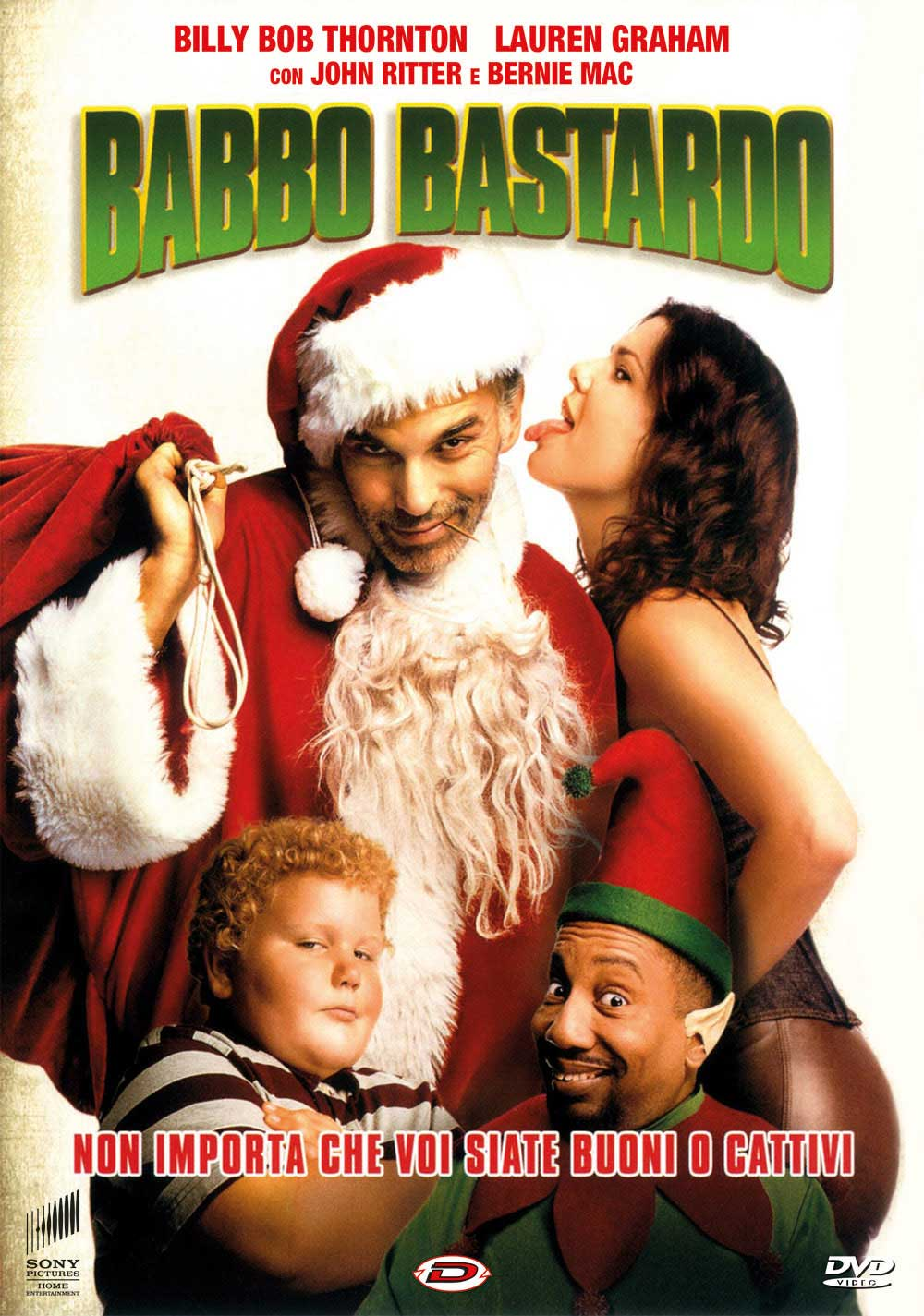 BABBO BASTARDO (DVD)