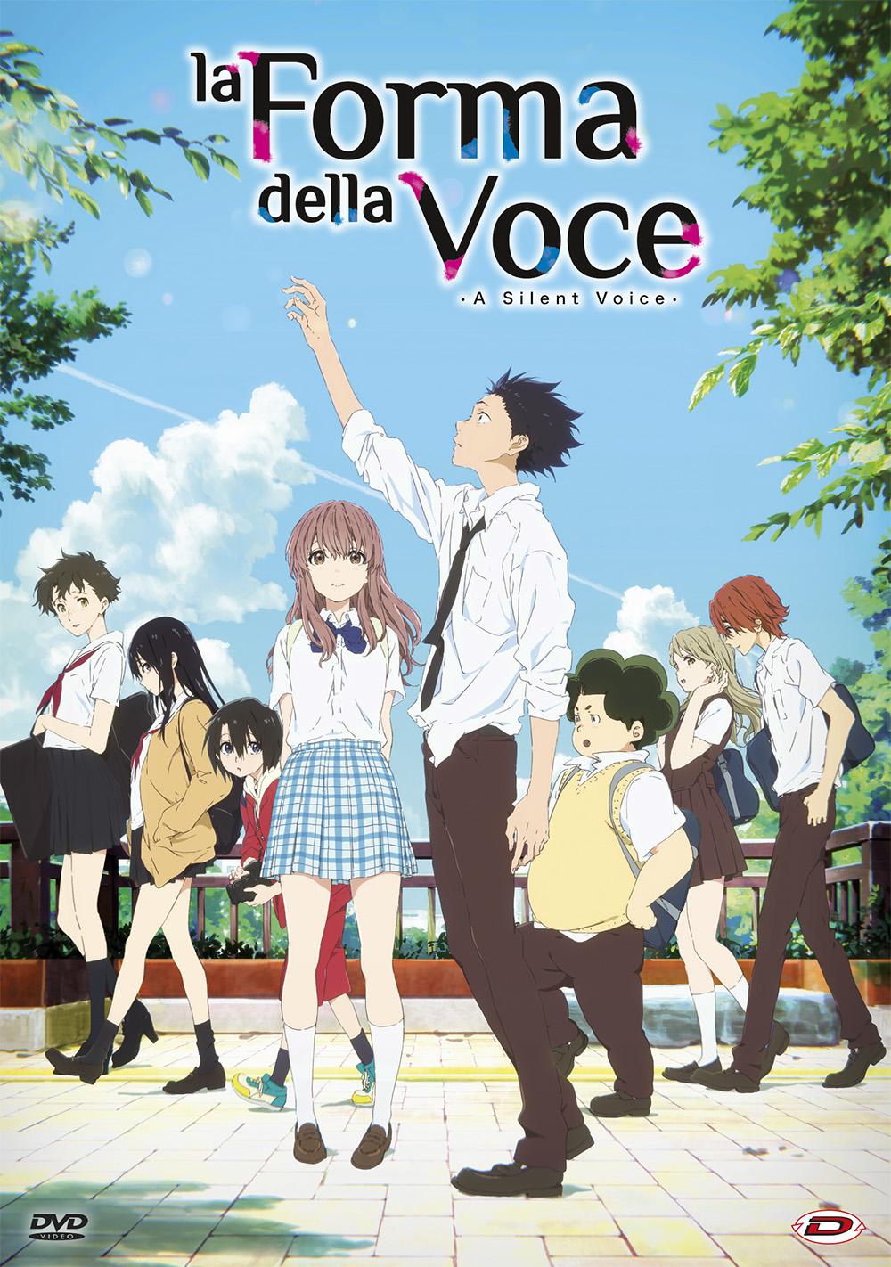 LA FORMA DELLA VOCE (STANDARD EDITION) (DVD)