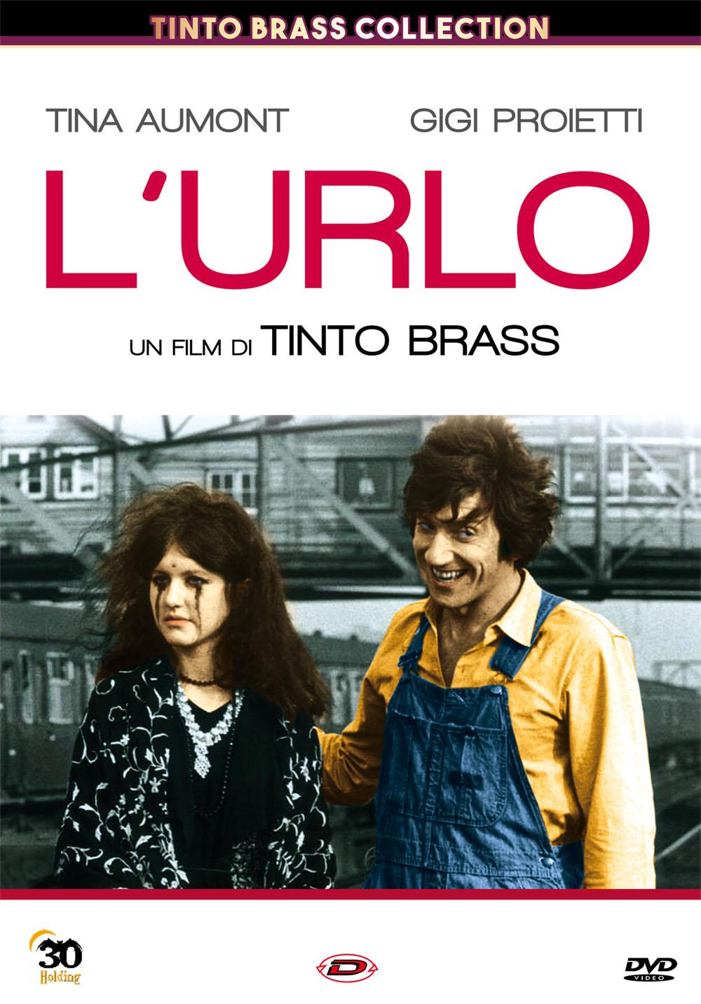 L'URLO (DVD)