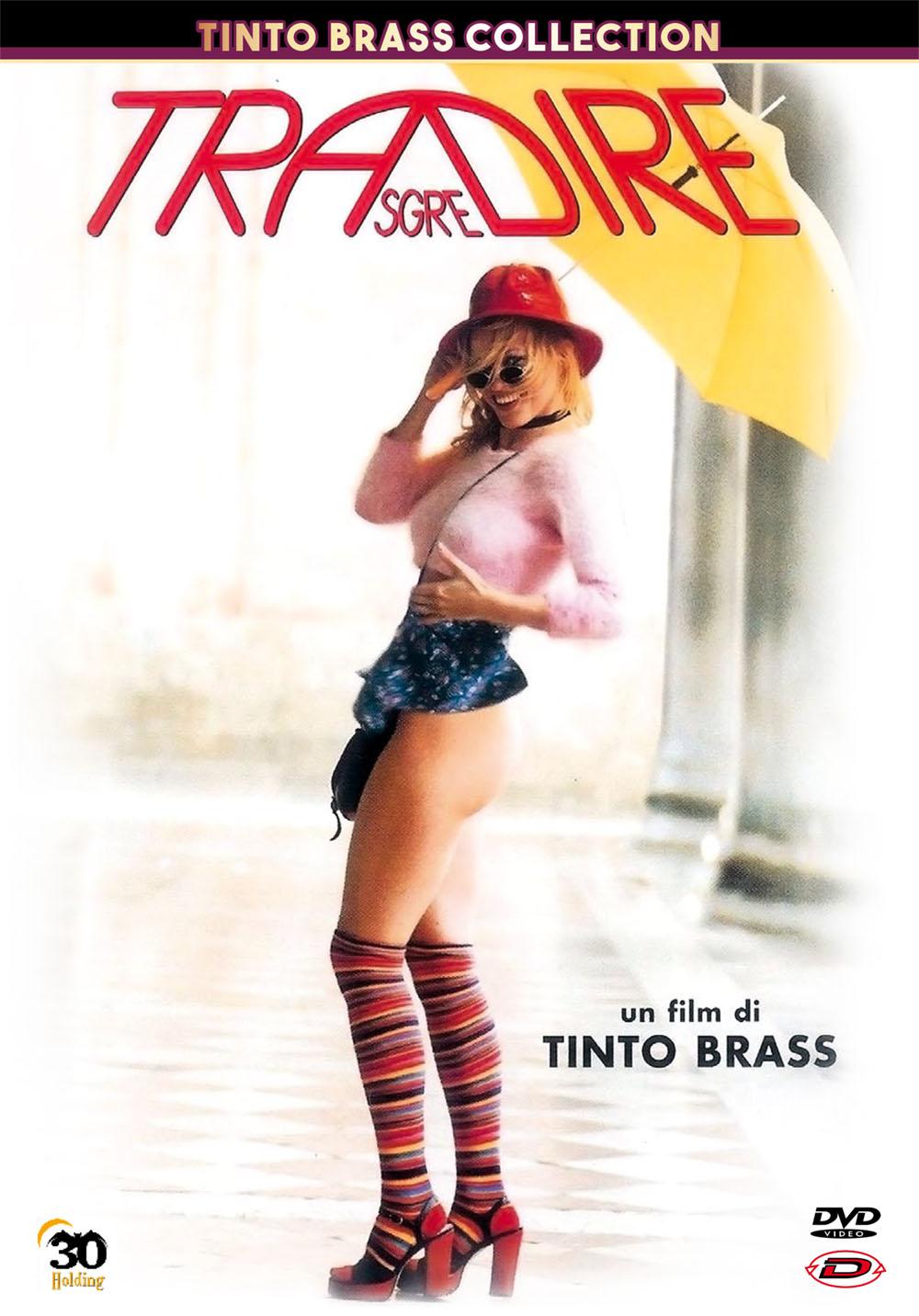 TRASGREDIRE (DVD)