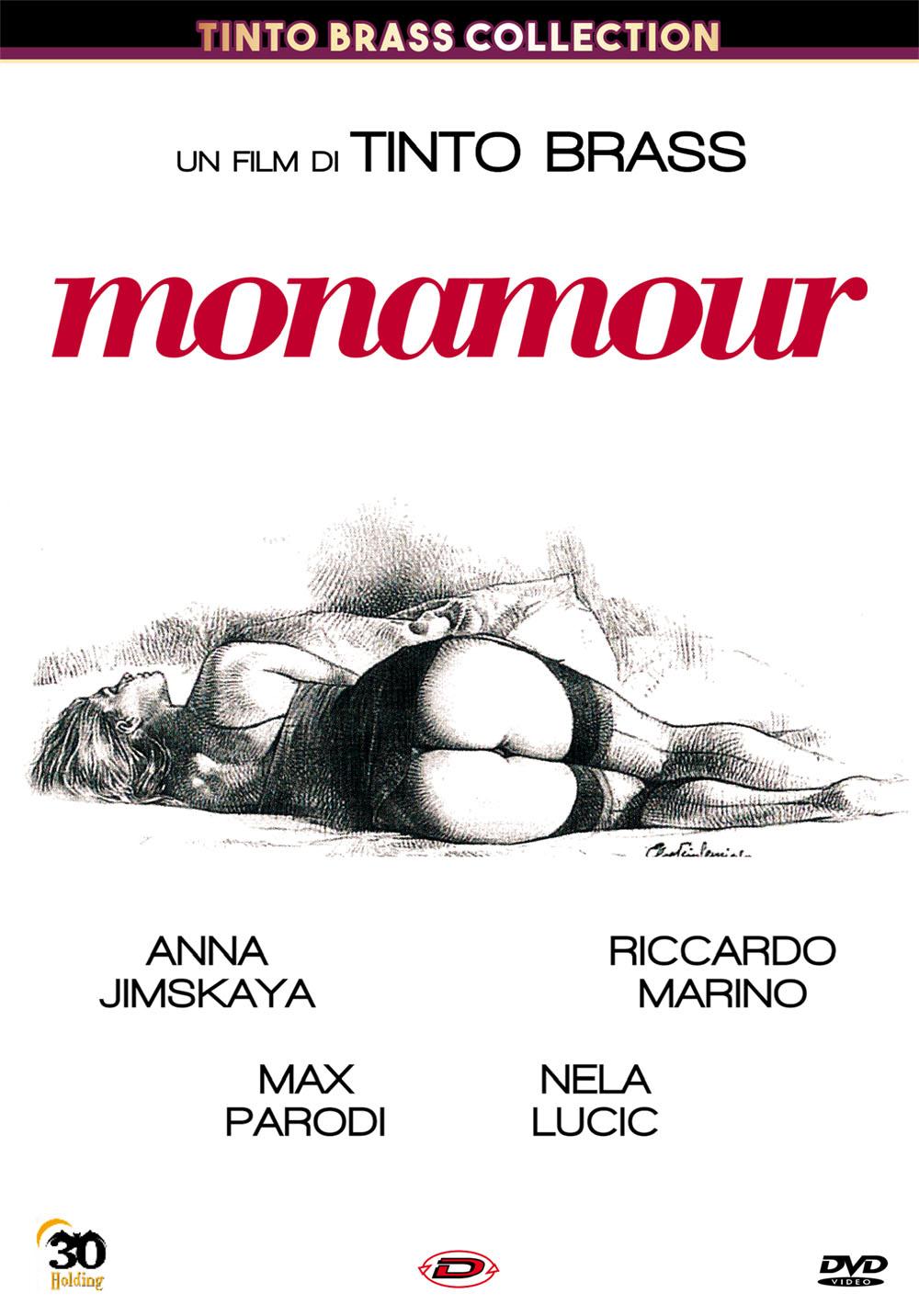 MONAMOUR (DVD)