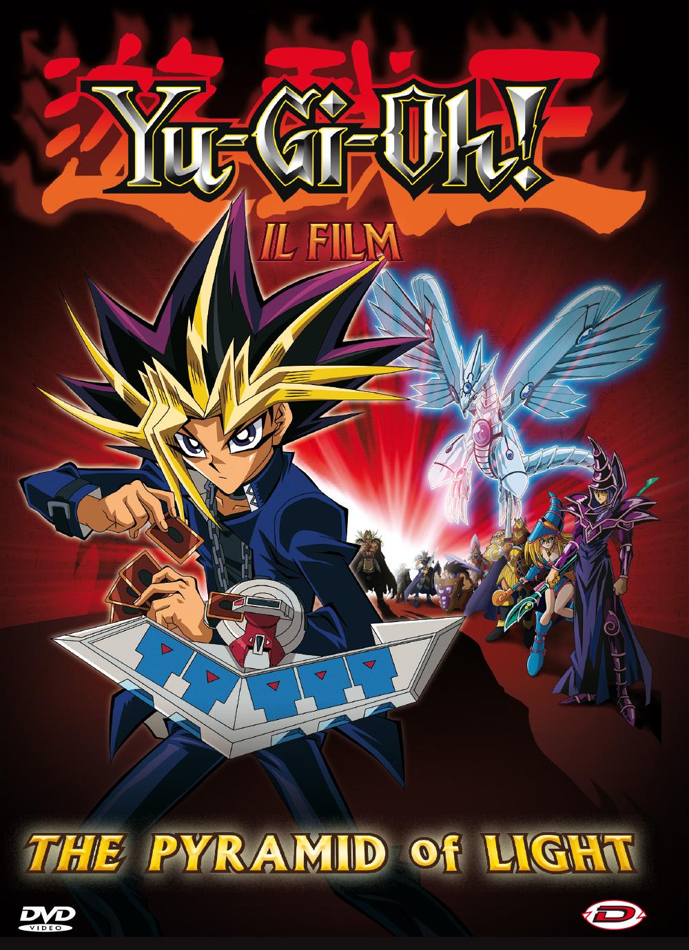 YU-GI-OH! - IL FILM (DVD)
