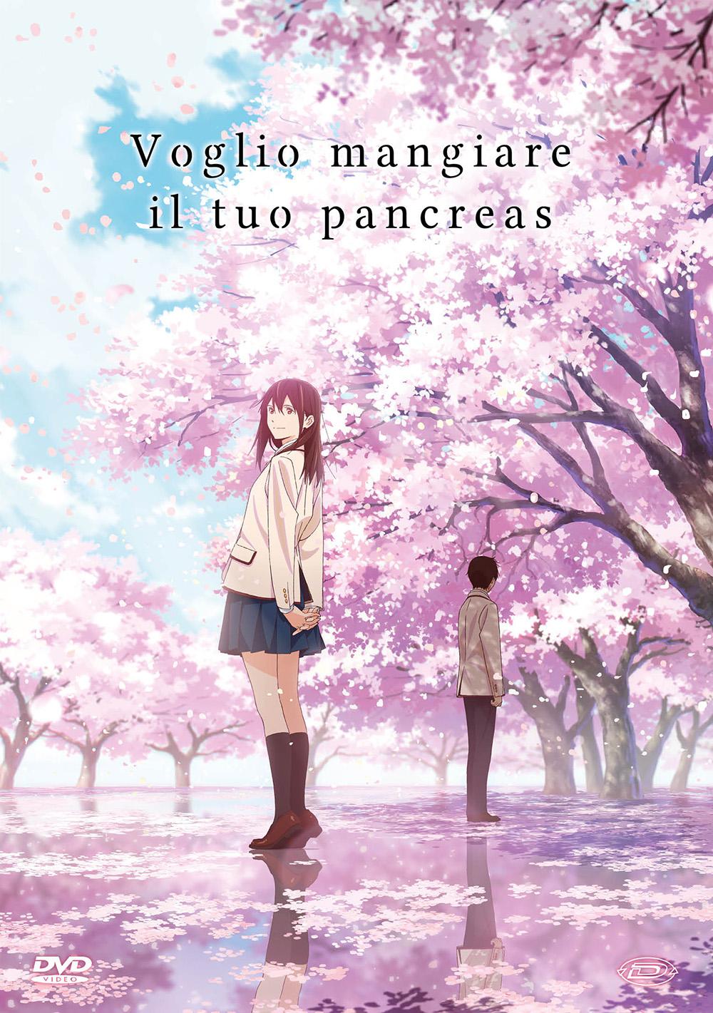 VOGLIO MANGIARE IL TUO PANCREAS (STANDARD EDITION) (DVD)