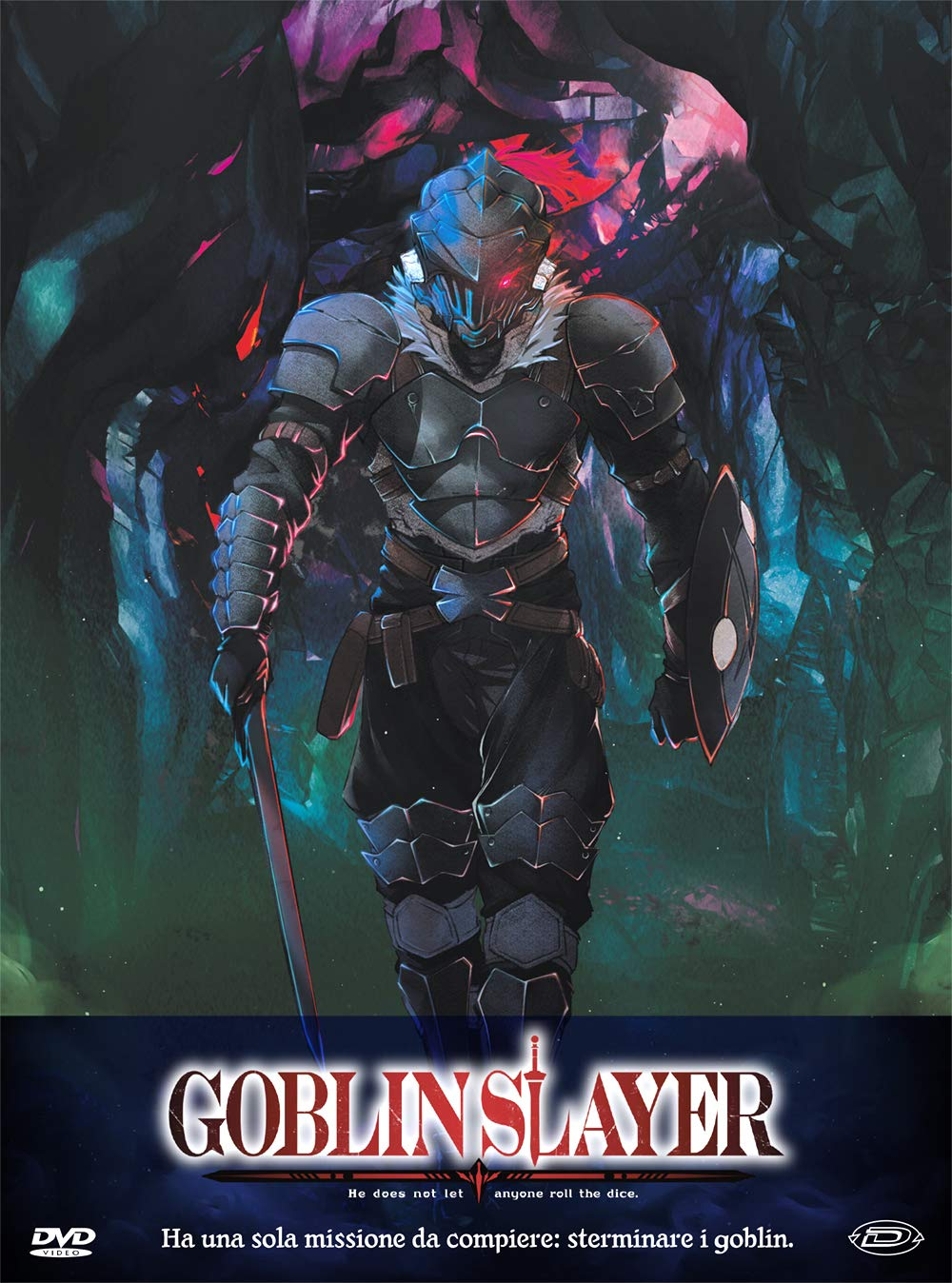 COF.GOBLIN SLAYER - LIMITED EDITION BOX (EPS 01-12) (3 DVD) (DVD
