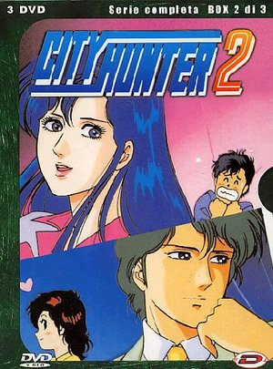 COF.CITY HUNTER - STAGIONE 02 PARTE 02 (3 DVD) (DVD)