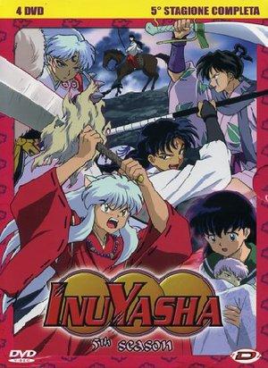 COF.INUYASHA - STAGIONE 05 (EPS 105-130) (4 DVD) (DVD)