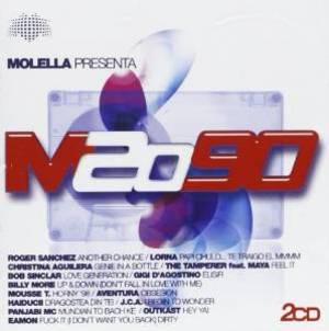 M2090 BY MOLELLA -2CD (CD)