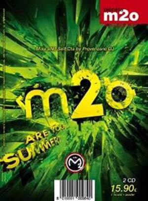 M2O VOL.39 ARE YOU RADIO? -2CD (CD)