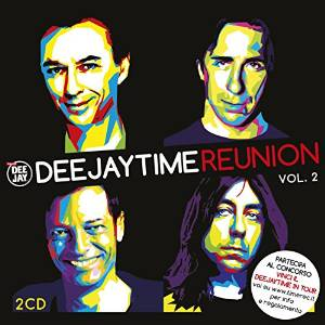 DEEJAY TIME REUNION VOL.2 2016 -2CD (CD)