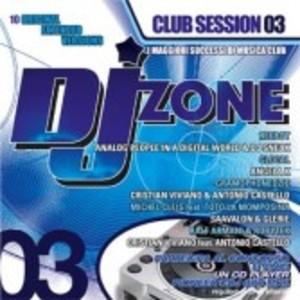 DJ ZONE CLUB SESSION 3 (CD)